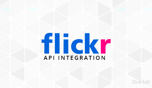 Flickr API Integration