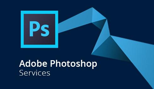 Adobe Photoshop Services