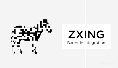 ZXing Barcode Integration