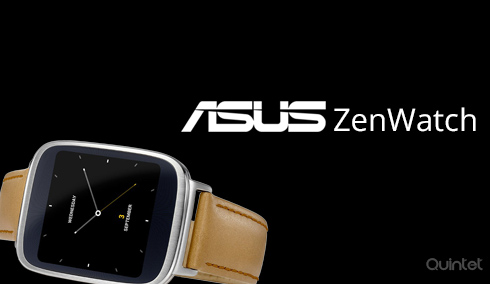 ASUS ZenWatch Development Services