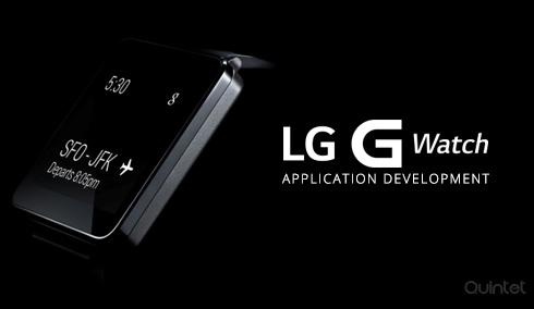Gwatch development