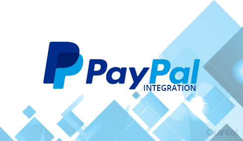 Paypal Integration Services