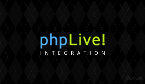 PHP Live Integration