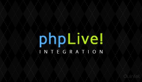 PHP Live Integration
