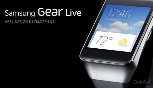 Samsung Gear development