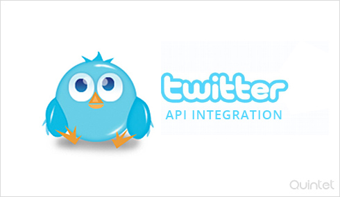 Twitter API Integration Services