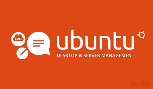Ubuntu Server & Desktop Management
