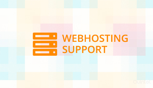 Web Hosting Support