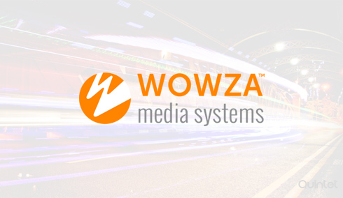 Wowza Server Management Voip Amp Streaming Media Quintet